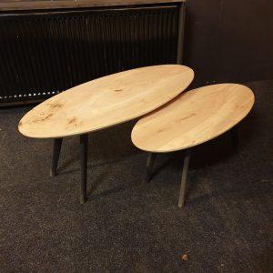 Essen bijzet salon tafel